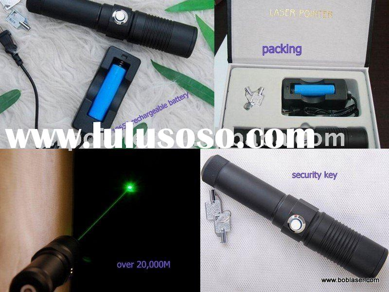 Super Big Power 600mw Green Laser pointer with Promotional gift