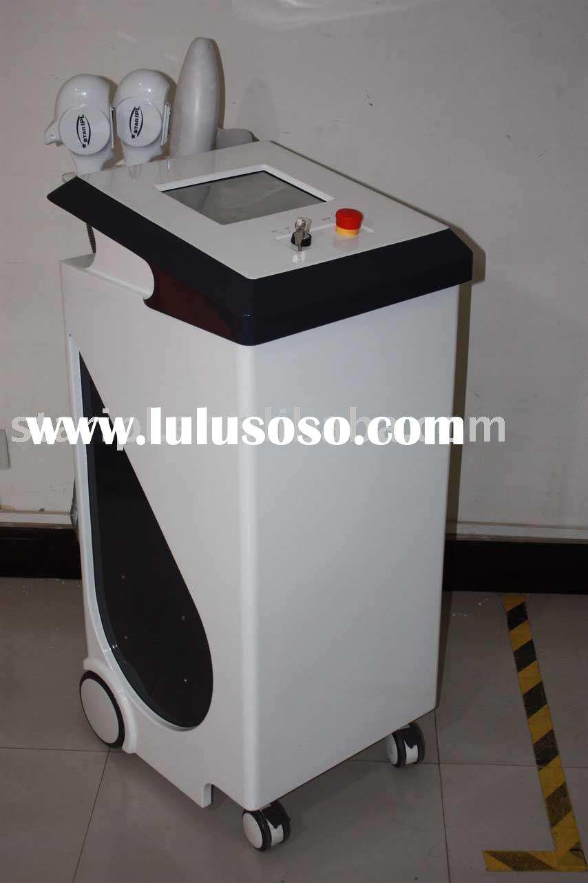 Superior M-light laser beauty equipment for hair removal