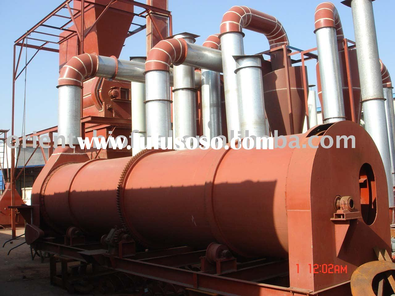 WSG-Series Rotary Drum Dryer For Drying And Cooling