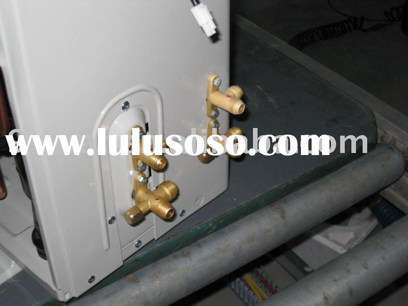 cooling and heating solar air conditioner