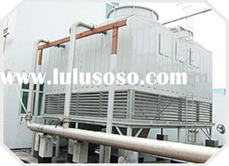 cooling tower, clean cooling tower, cooling water tower