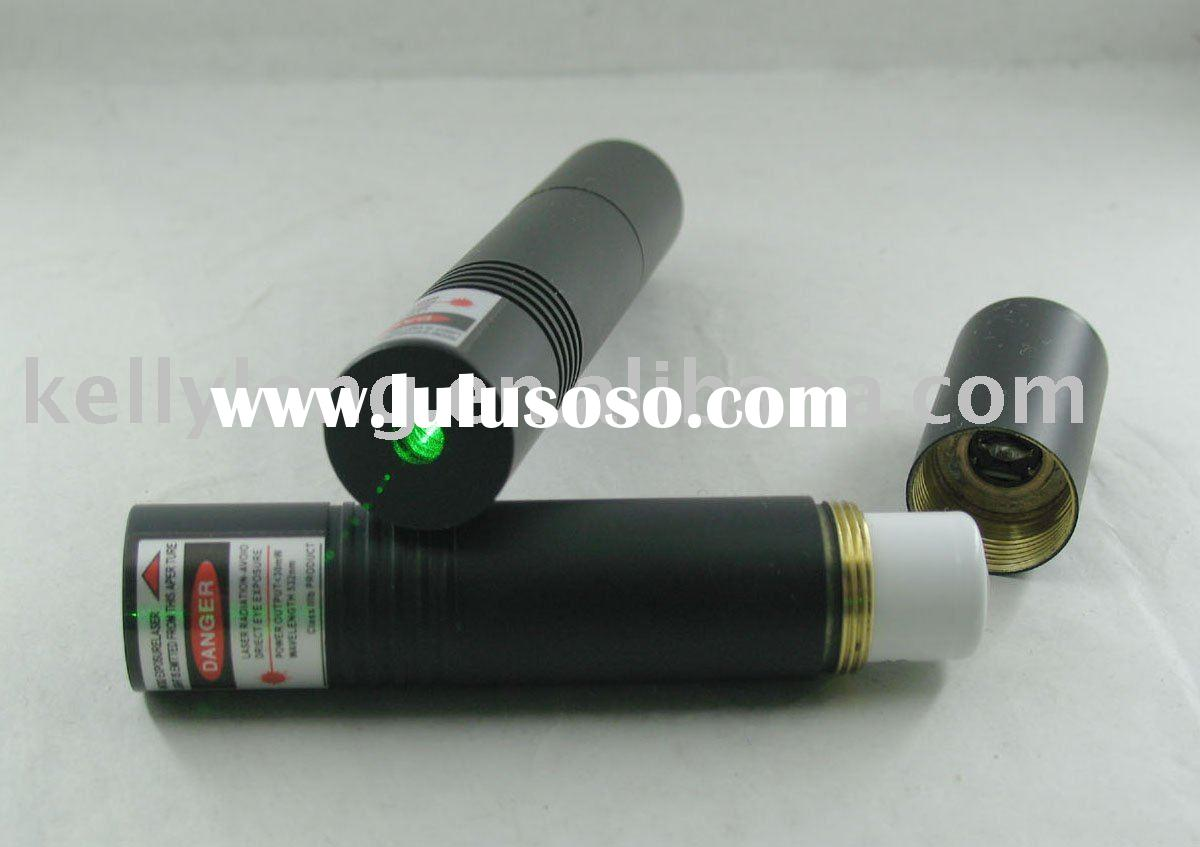 powerful 200mW Green Laser Pointer Pen  JL-009