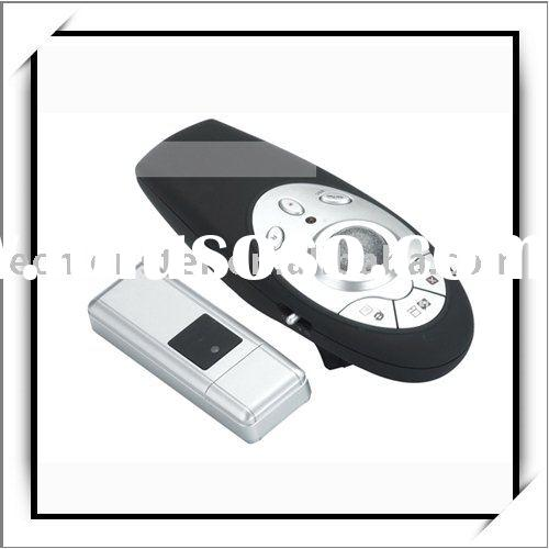 wireless mouse laser pointer
