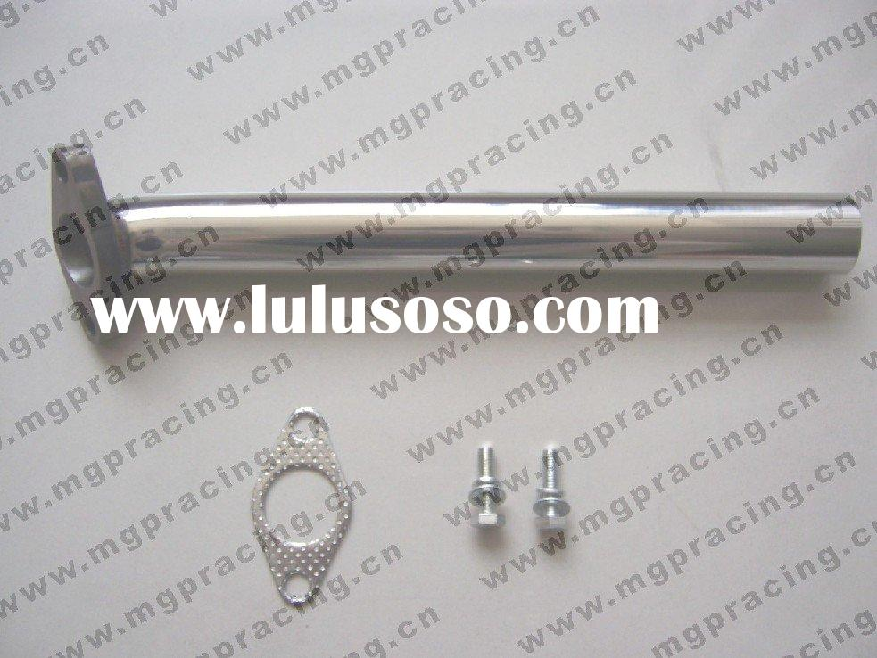 35/38mm wastegate dump tube with stainless steel finished
