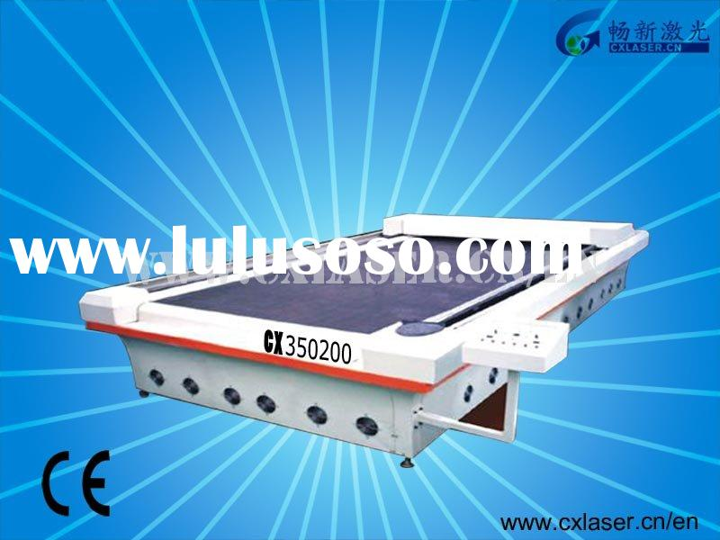 Acrylic Fiber Laser Cutting Bed Equipment