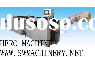Automatic food paper bag machinery