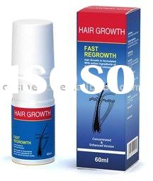 Chinese famous herbal hair growth formula: GMP factory for Private Label