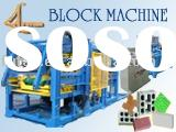 Concrete block production line,Brick making plant,block machinery