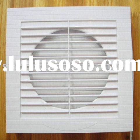 Deluxe window /wall exhaust fan