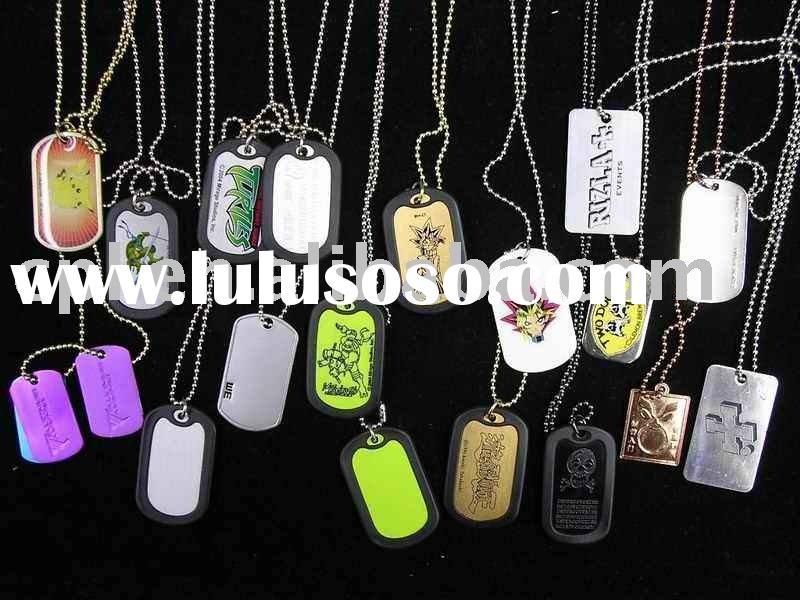 Dog Tag, Metal Tag, Aluminium Tag, Military Tag, Army Tag, Luggage Tag, Name Tag