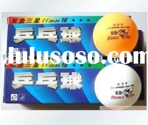 Double Fish 3-star 40mm Table Tennis Balls
