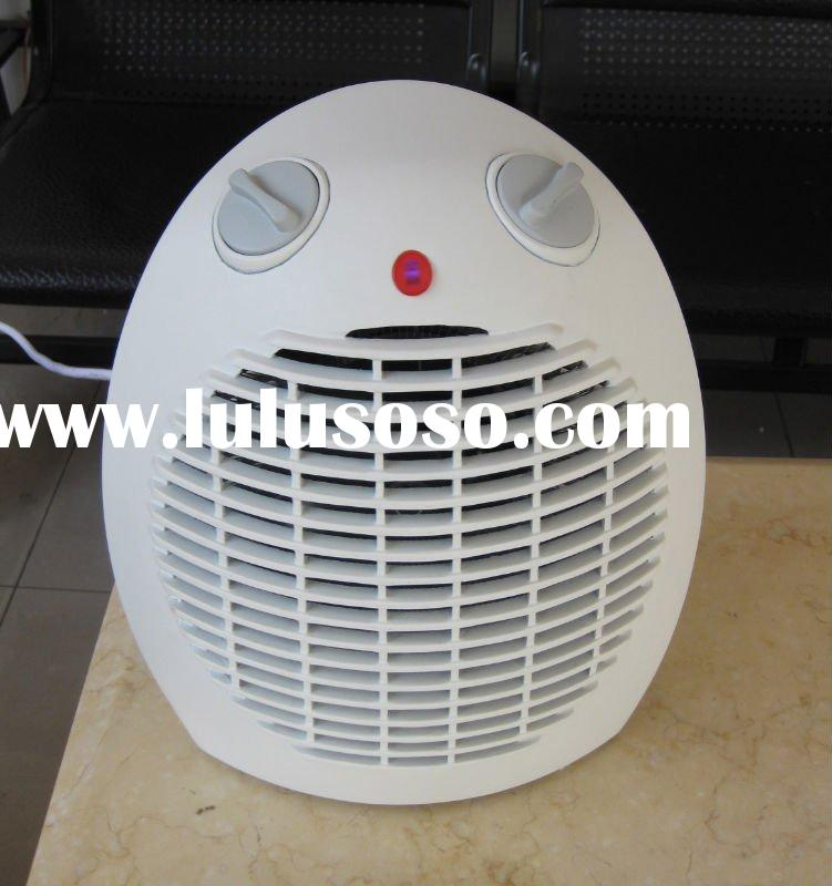 Electric Fan Heater with Thermostat (CE,GS,ETL)