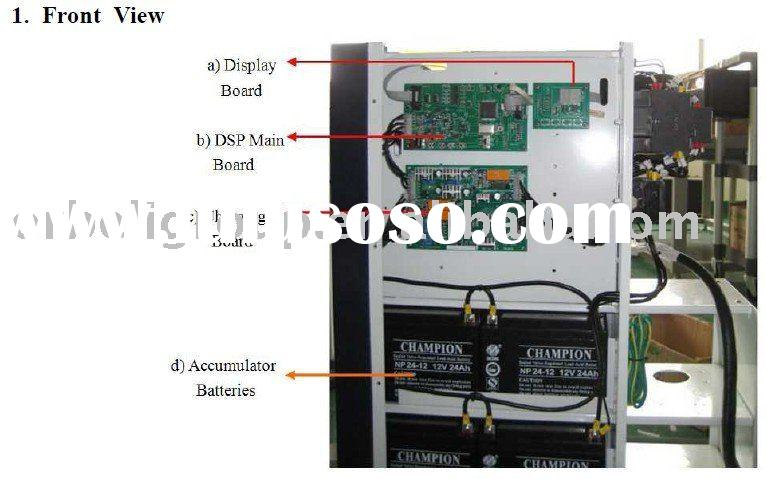 Elevator emergency power supply,device