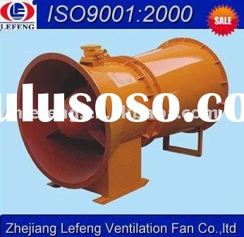 Explosion proof industrial exhaust fan axial: 10HP