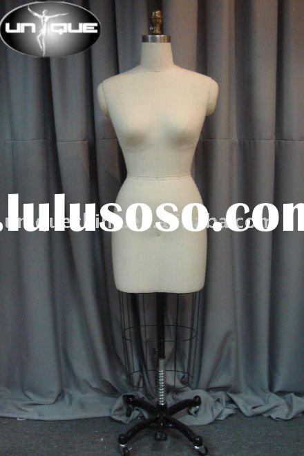 Female dress mannequin