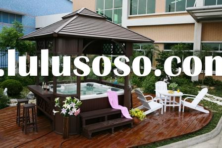 Gazebo for spa/outdoor spa/massage spa/massage bathtub/whirlpool spa/ whirlpool bathtub/swim spa/swi