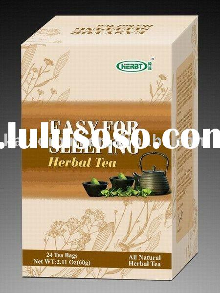 Help Sleeping Hebal Tea helps you to get a good sleep by the way of regulating the body's au