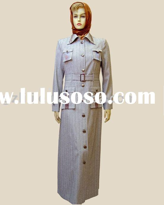 Ladies' long coats