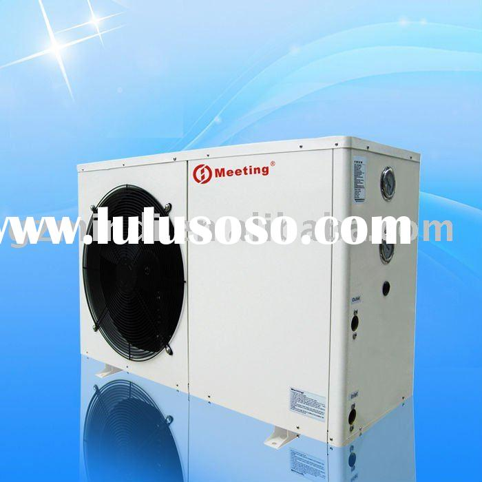 Low temperature heat pump heater