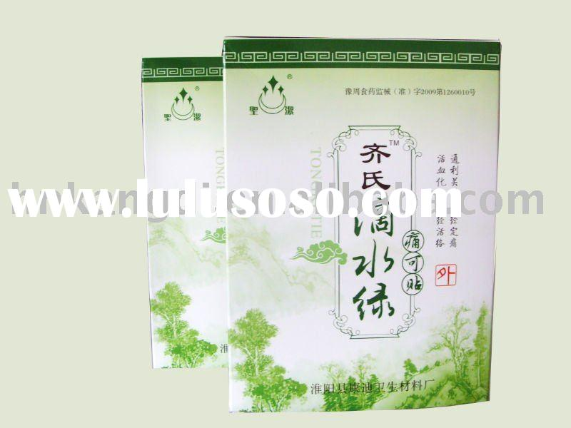 Mr.Qi's Patent Herbal patch for Rheumatism Pain