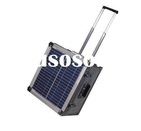 Portable Solar Power Kit