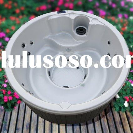 Portable whirlpool tub A400 with outdoor massage and recreation