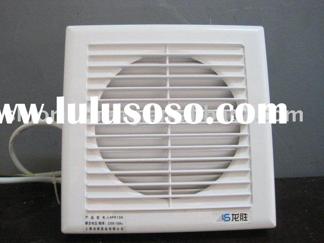 Wall / window exhaust fan