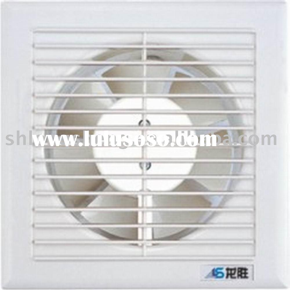 Window/wall exhaust fan