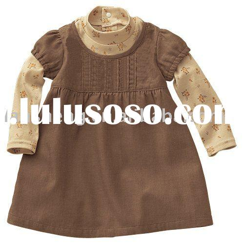 Designer Baby Girls Clothes Image