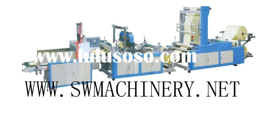 food bag machine(automatic high speed paper food bag machine,paper bag making machinery)