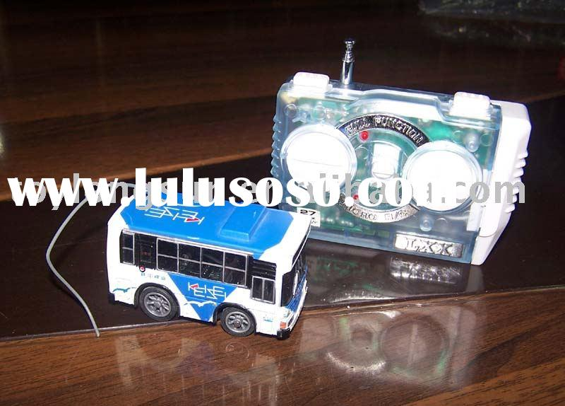 1/128 Mini bus  rc toy car