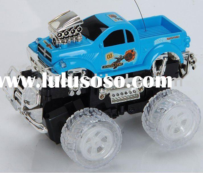 1:24 Remote control dancing car dancing car with flash light radio control car rc toys(4.8V600MAH)