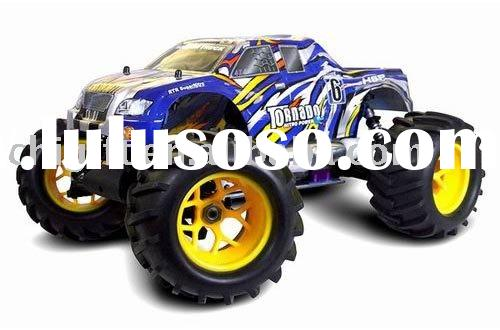 1/8 Scale Nitro Gas Powered 4WD Off-Road Monster Truck