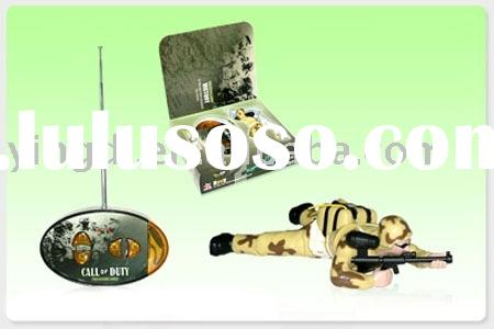 2009-2010 NEW ITEMS , Remote Control soldier ( acrawl  soldier ,Remote Control toys, Toys Soldier )