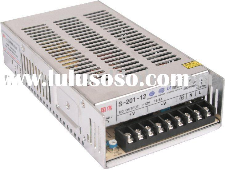 200W 12V switching power supply(SMPS)