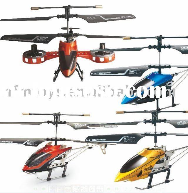 3.5/4 channel rc  radio remote infrared control mini helicopter toy with gyro and USB charging cable