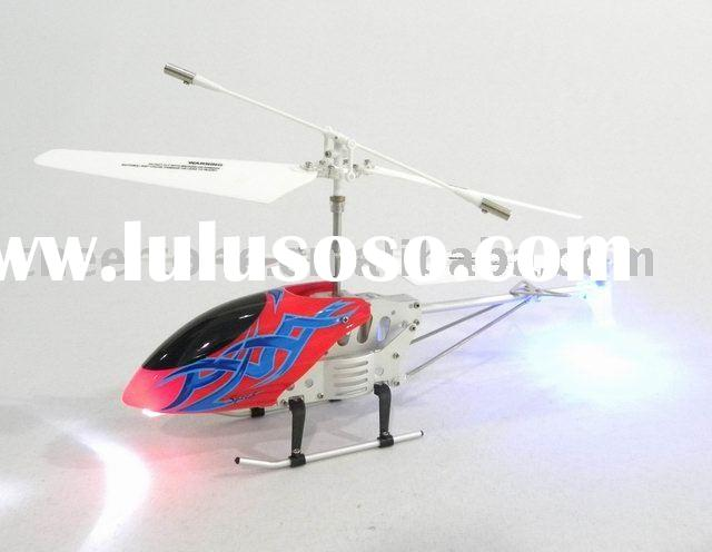 3.5 channel remote control helicopter, with gyro