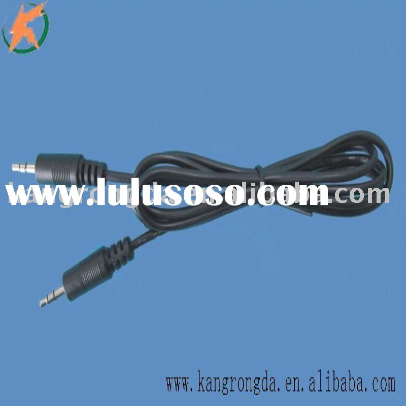 3.5mm DC power plug cable assembly