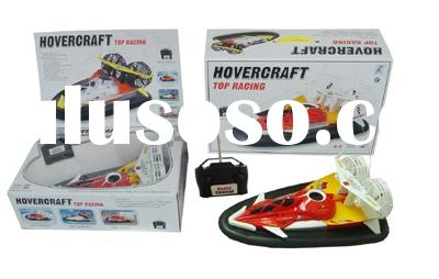 4 Channels Remote Control Hovercraft ( Remote Control Boat , Remote Control Toys , Boat , Toys )