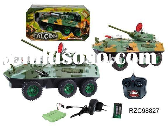 4ch remote control toy RZC98827,rc toy,radio controlled tank