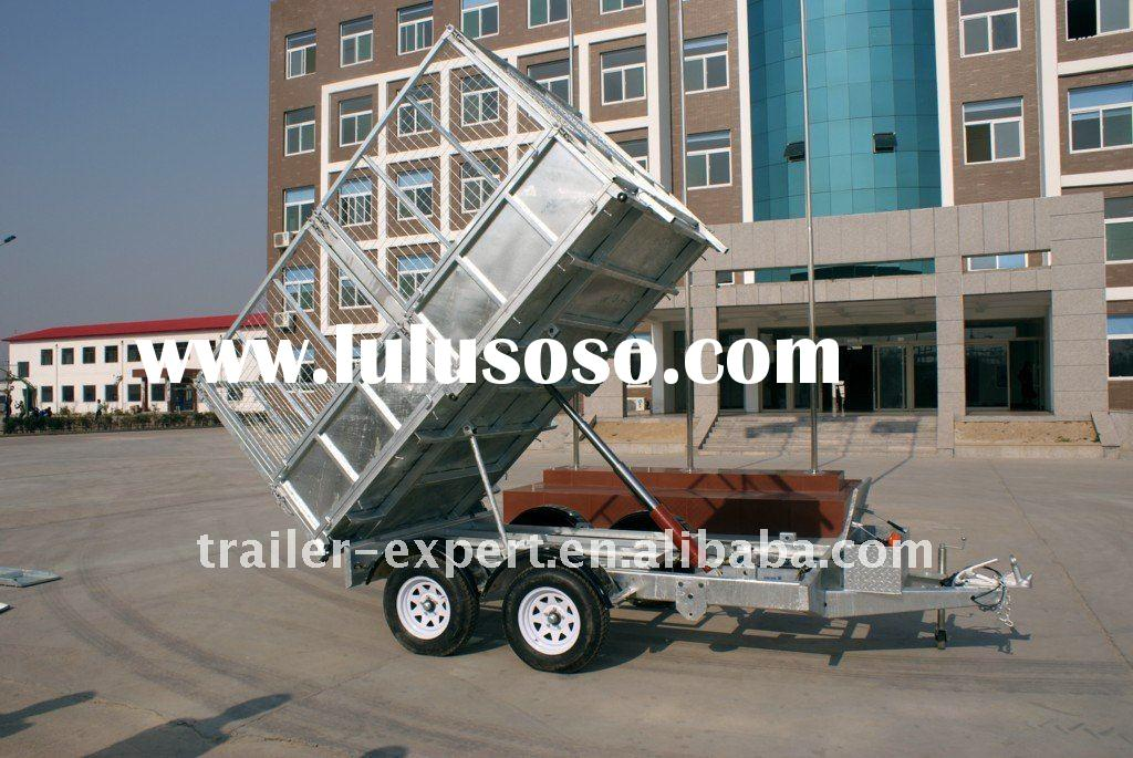 7c-5 galvanization trailer,utility trailer,transformers trailer,atv trailers,dump trailer,enclosed t