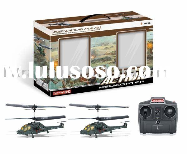 ABC-106930 R/C Battle Helicopter 3CH, Remote Control Plane , R/C Toys , Boy Toys