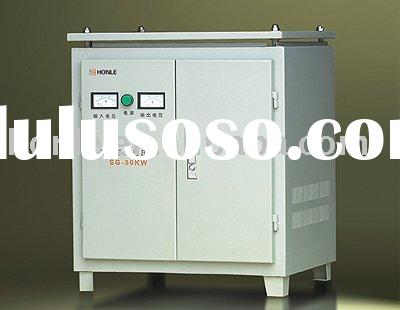 DG and SG series Dry type transformer