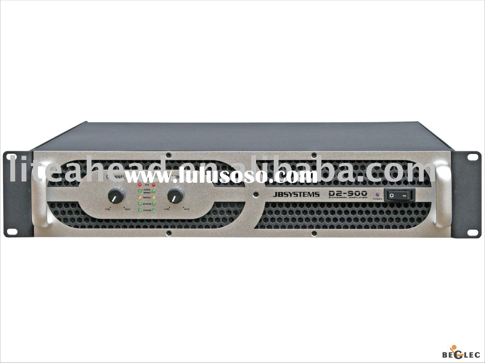 Digital Power Amplifier D2 900