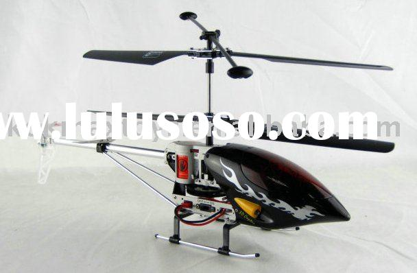 Electronic Toys - 3.5CH Metal Remote Control RC Helicopter