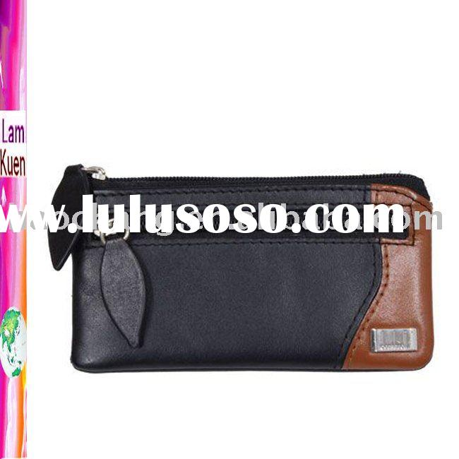Fashionable custom leather Phone Case mobile pouch