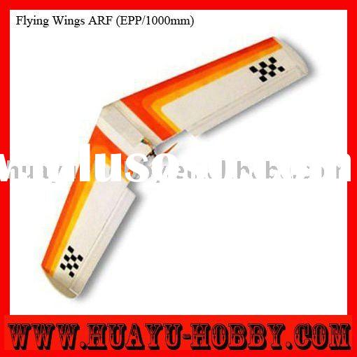 how to make foam wings for rc plane