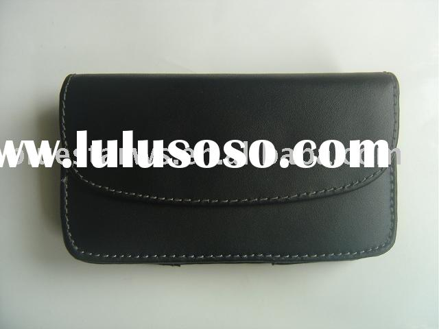 Leather case for Palm Treo 750