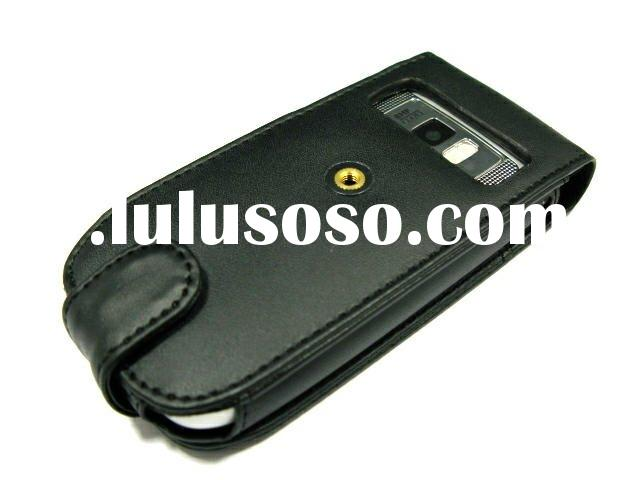 Mobile Phone PDA Vertical Leather Case for Nokia C7