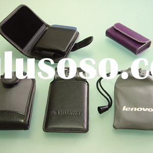 PDA case / leather PDA pouch